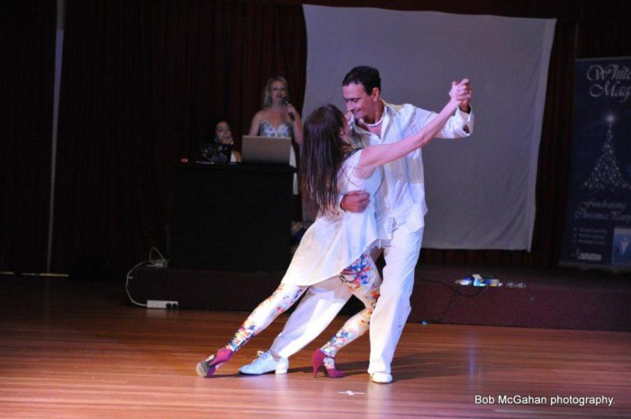 Saturday-Tango