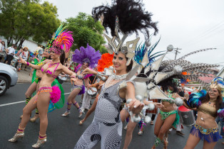 West End Carnaval parade