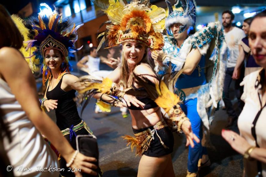 Carnaval – the fun (Dawn)