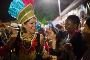 Amazonian costume
