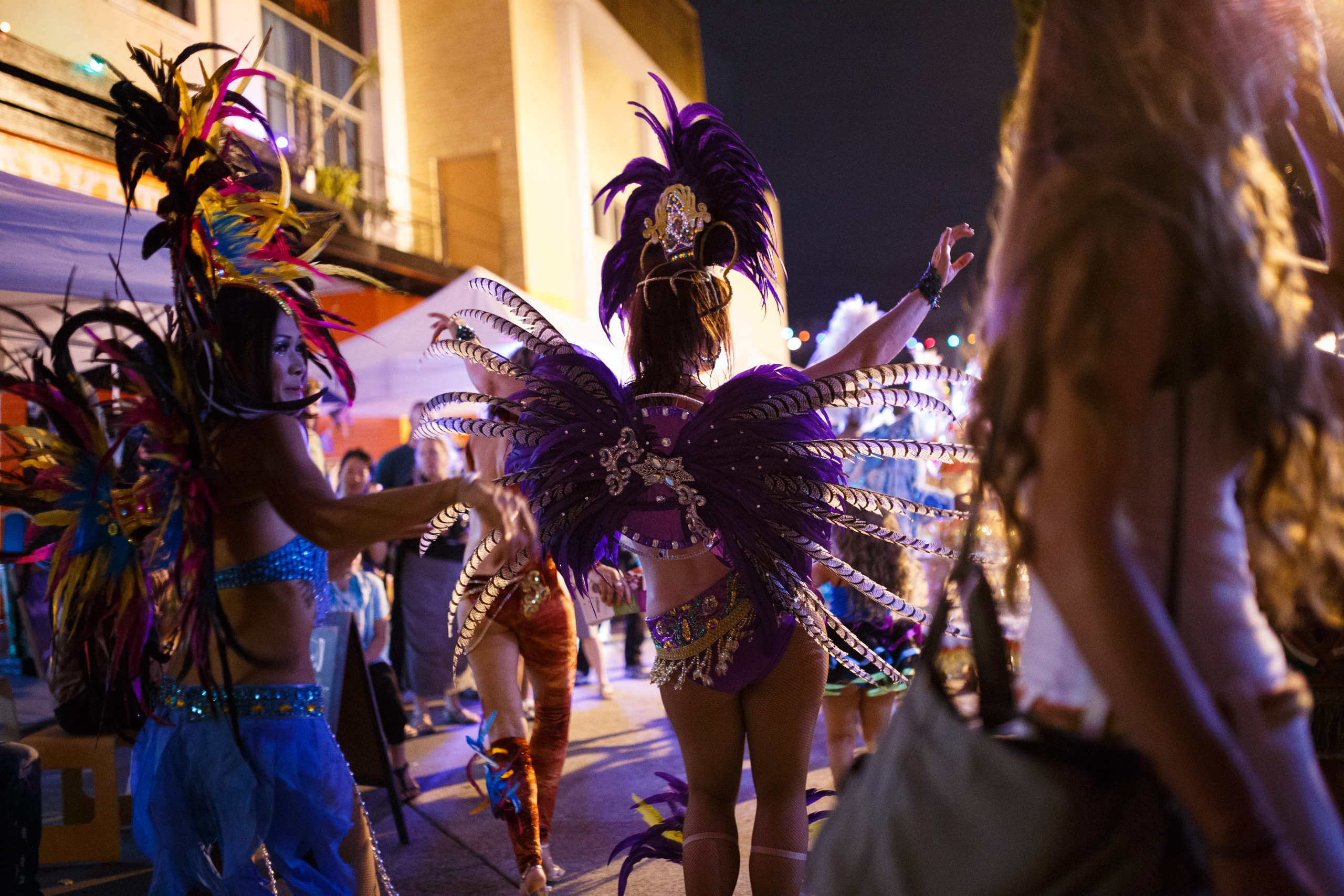 Rio Rhythmics Carnaval in West End