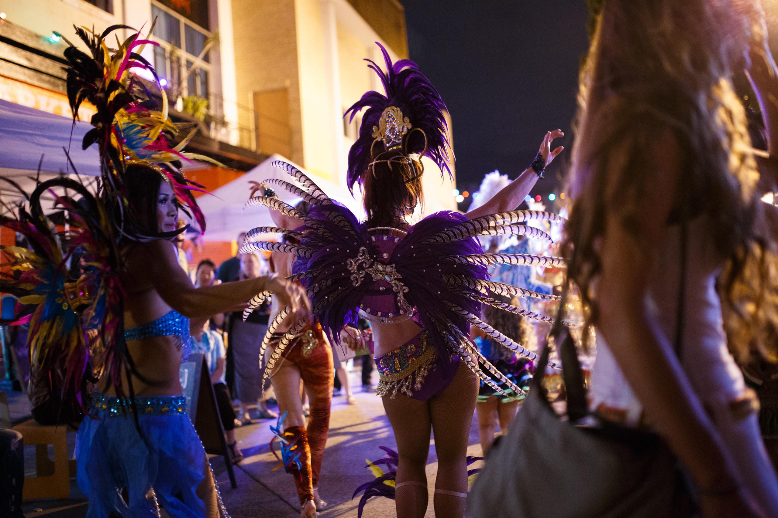 Rio Rhythmics Carnaval in West End
