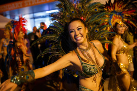 Brazilian dancing Brisbane