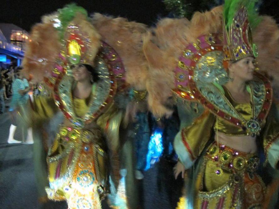 Carnaval bakcground
