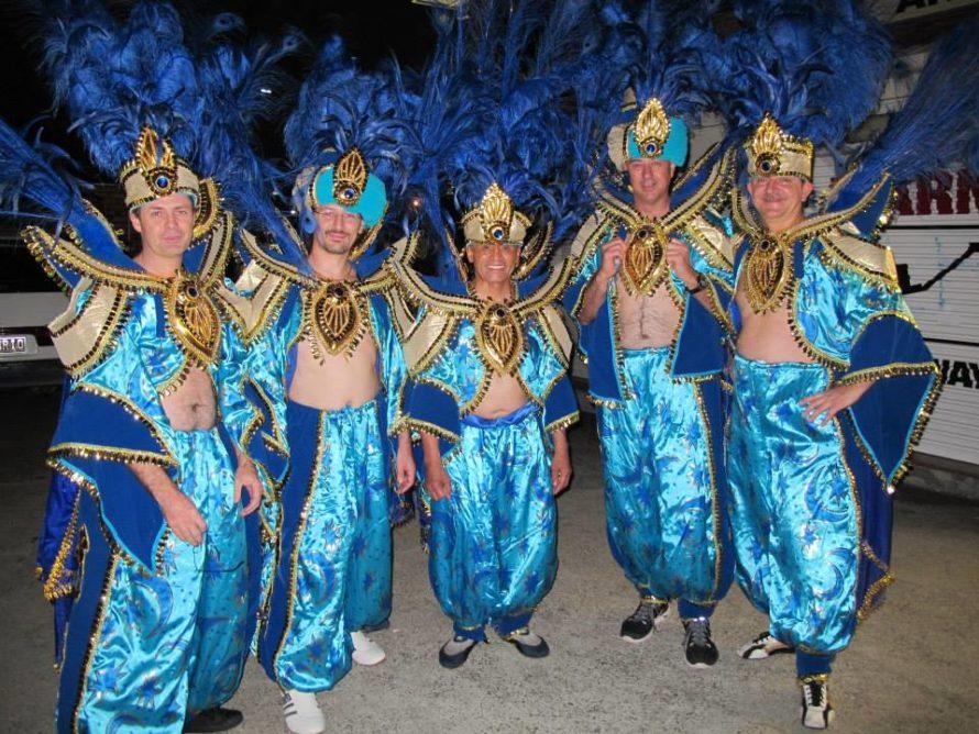Carnaval boys