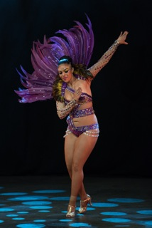 Silvi-Arere' pose