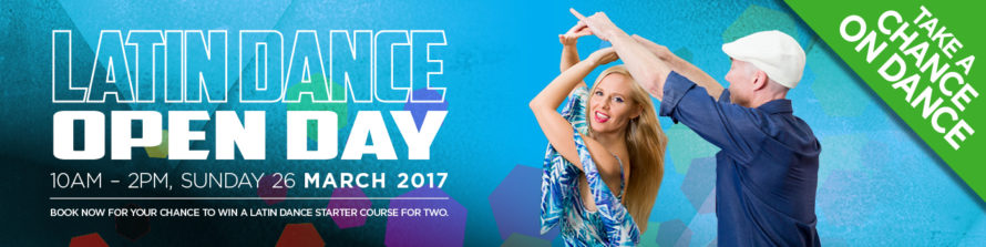 RYT2226 Latin Dance Open Day March 2017 Web Banner 1400x350px-final