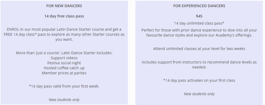 Introductory Offers_EXCL. Book Now wording