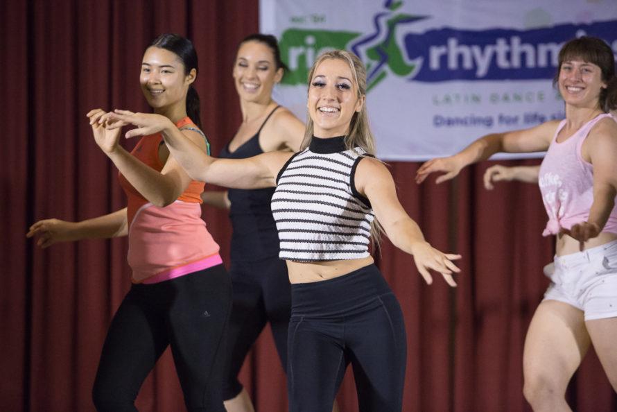 Samba at Rio Rhythmics