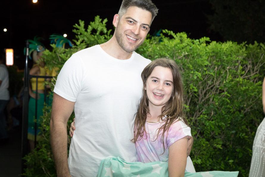 Ben and Scarlett