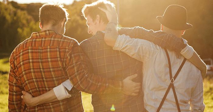 Lack of Platonic Touch – Men