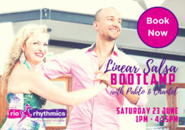 2018_T2 Linear Salsa Bootcamp A4 Poster