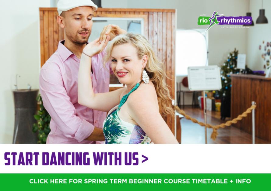 Beginner Latin Dance Adult Partner Social Courses