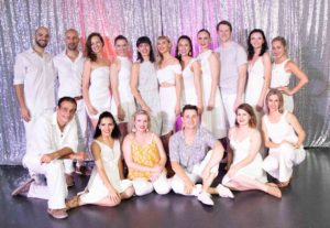 Rio Rhythmics Latin Dance Academy West End Brisbane Teachers & Instructors 2018 White Magic Annual Ball