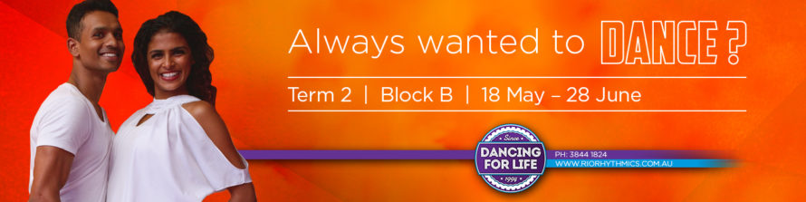Always Wanted To Dance? Term 2
