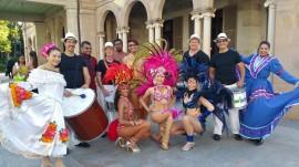 Rio Rhythmics Samba Dancers
