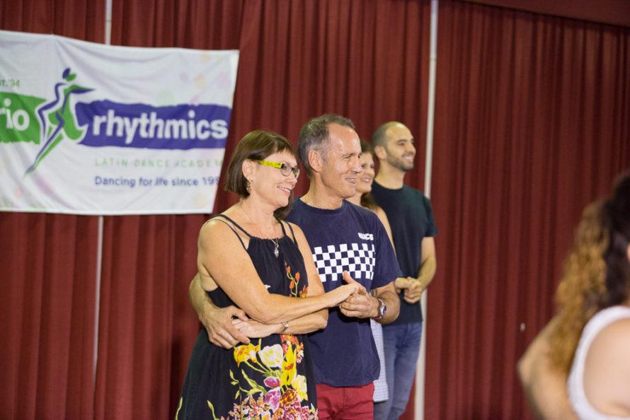 Forro at Rio Rhythmics