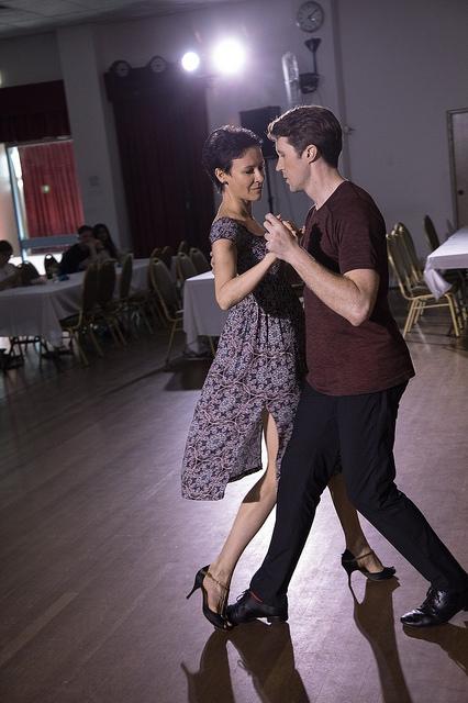 Tango rehearsal WM 17