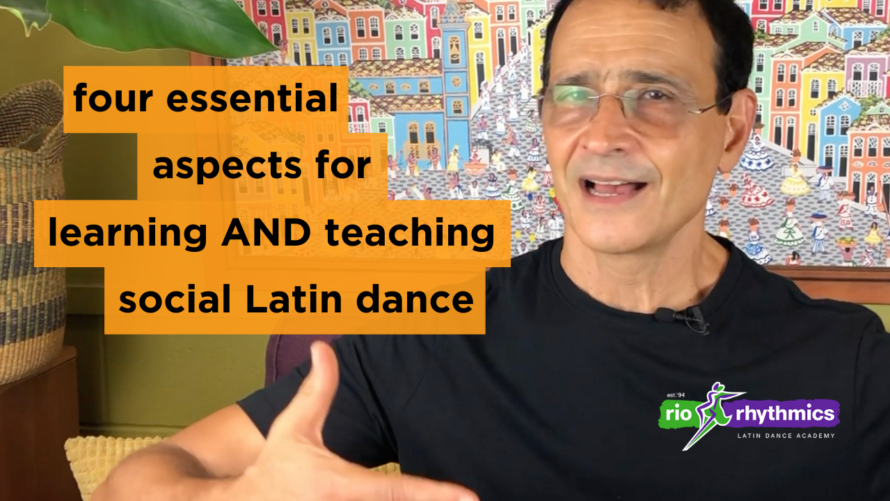 YouTube Thumbnail – 4 essentail asspects for learning & teaching LD